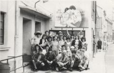 Bolondballagók az 1970-es évek közepén
