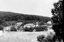Brennbergbánya- 1979. Látkép.