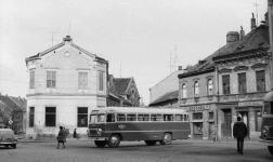 Buszpályaudvar az Ógabona téren