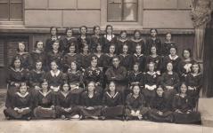Csoportkép 1940-ből