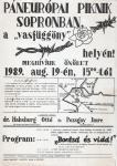 Dokumentumok a Páneurópai Piknik történetéből
