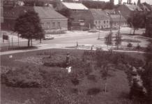 Egy soproni kereszteződés 1978-ban