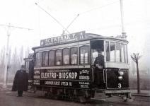 Egy soproni villamoskocsi
