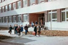 Egy tanítási nap vége a Bors László Általános Iskolában