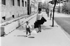 A Kisfaludy utca 1969-ben