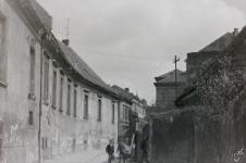Az egykori Iskola köz 1966-ban