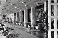A Hotel Fenyves előcsarnoka