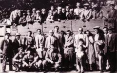 Csoportkép 1924-ből