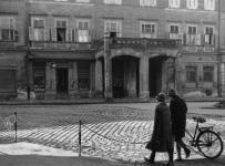 Elkapott pillanat a Széchenyi téren