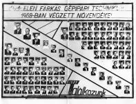 1968-as tabló