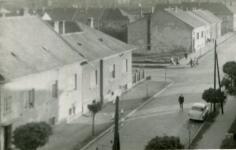 Az Arany János utca madártávlatból