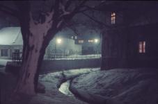Tél az ikva partján