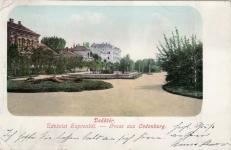 A Deák tér az 1900-as évek elején