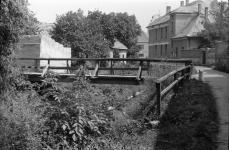 Híd az Ikván a Sziget köznél