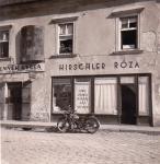 Hirschler Róza rövidáru-kereskedése