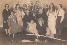 Karácsonyi ünnepség 1934-ben