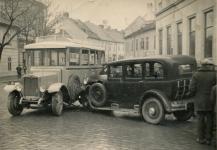 Karambol az Ógabona téren