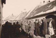 Katonák Sopronban