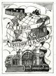Ex libris dr. Friedrich Károly