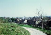Kilátás a Bécsi-dombról