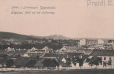 Kilátás a Schneebergre