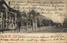 Képeslap a Kossuth Lajos utcáról