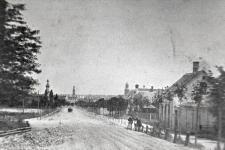 Utcarészlet a Kossuth Lajos utcából