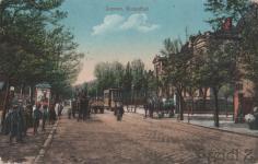 Kossuth Lajos utcai életkép
