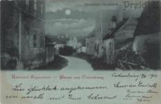 Az Ikva korabeli képeslapon