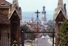 Kilátás a Szent Mihály-dombról