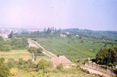 Látkép a Szent Mihály-templomból