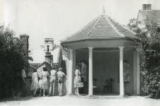Látogatás a Bányászati Múzeum kertjében