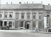 Magyar utcai részlet 1952-ből