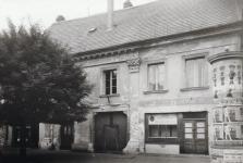 A Várkerület 63-as számú ház az 1950-es években