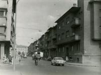 Mátyás király utcai részlet 1971-ből