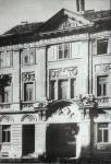 A Rákóczi utca (37)-39. az 1950-es években