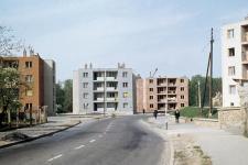 Modern épületek a Lőverekben