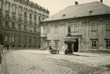 Orsolya téri részlet 1937-ből