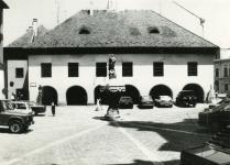 Orsolya téri részlet 1989-ből