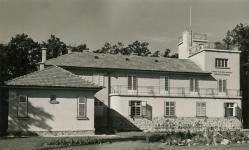 Országos Polgári Iskolai Tanáregyesület diákszállója és üdülőháza