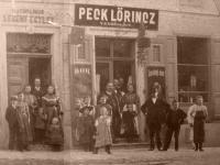 Peck Lőrincz vendéglője