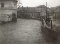 Árvíz az Ikván 1965-ben