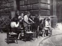 Rajzóra a Templom utcában