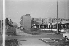 Részlet a Jereván lakótelepről 1985-ből