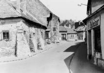 A Rózsa utca 1973-ban