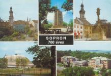 Sopron 700 éves