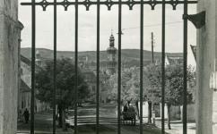 Sopron a Szent Mihály-templom felől