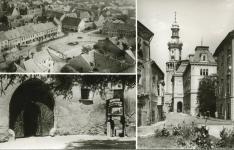 Sopron háromszor - fekete-fehérben