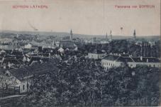 Sopron látképe