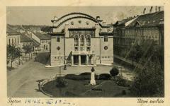 """""""Sopron, Városi Színház"""""""